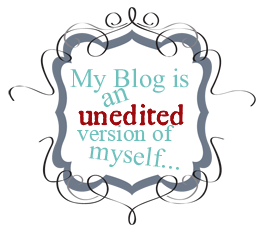 My Blog is an Unedited Version of Myself